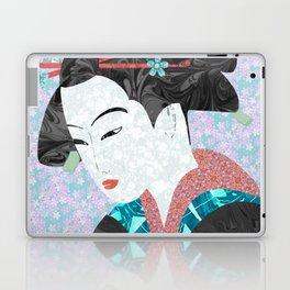 The Bamboo Cutter's Daughter Laptop & iPad Skin