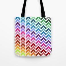 Upside Color Tote Bag