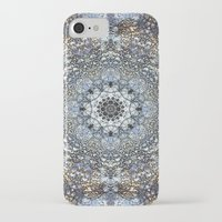 kaleidoscope iPhone & iPod Cases featuring Kaleidoscope by Tina Sieben