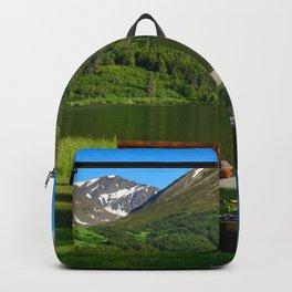 Summit Lake - Kenai Peninsula, Alaska Backpack