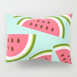 Watermelon Pillow Sham