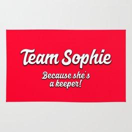 Team Sophie Rug