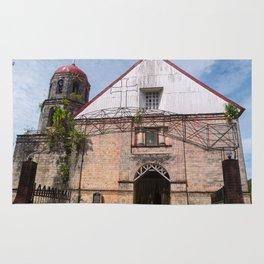 San Isidro Labrador Church, Siquijor Island, Philippines Rug