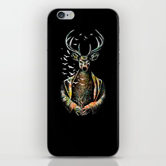 there is no place iPhone Skin