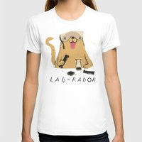 lab T-shirts featuring lab-rador by Louis Roskosch