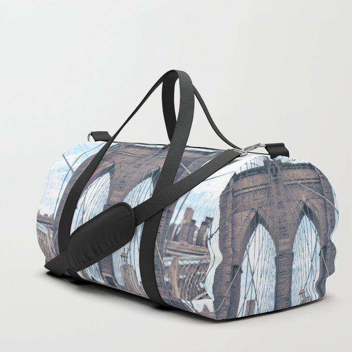 Brooklyn Bridge Duffle Bag