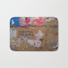 Urban Decay: Cheaper Cab Rides Bath Mat