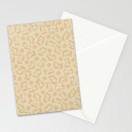 Ditsy Goat Stationery Cards