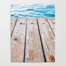 Dock of the Bay Poster