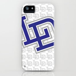 Lobbydrops Insignia iPhone Case