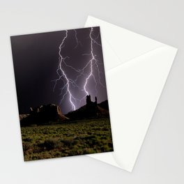 Valley of the Lightning Gods Stationery Cards