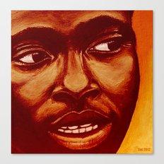 free africa2! Canvas Print