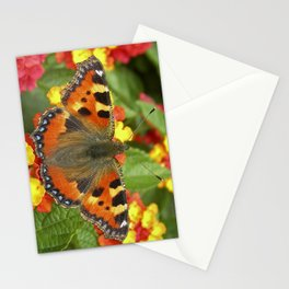 peacock butterfly XI Stationery Cards