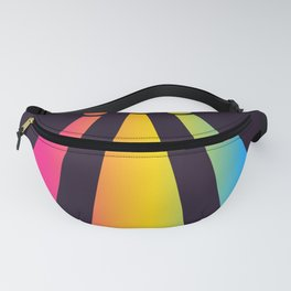 Sun Pansexual Pride Fanny Pack