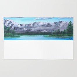 Carpathian Mountains Rug