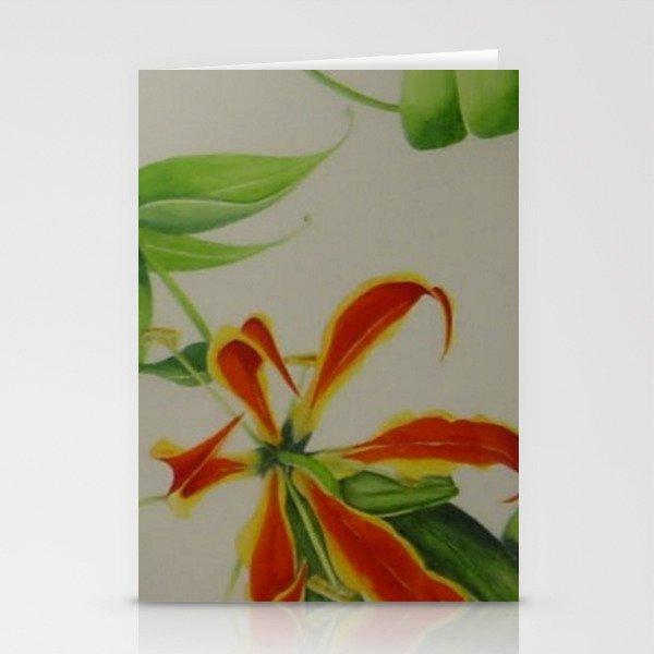 Gloriosa Stationery Cards