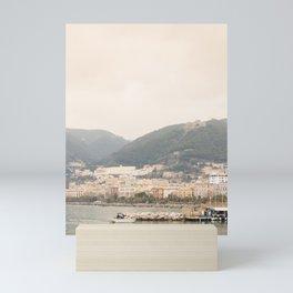 Salerno, Amalfi Coast II Mini Art Print