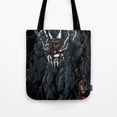 Vicious Venom Violence Tote Bag