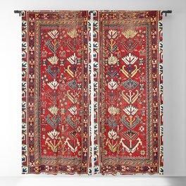 Genje Central Caucasus Rug Print Blackout Curtain