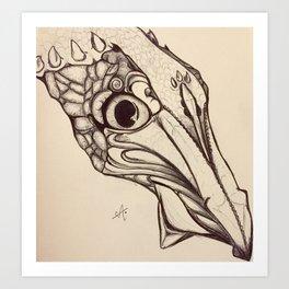 Carlisle Art Print