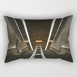 Montreal Subway | Métro de Montréal Rectangular Pillow