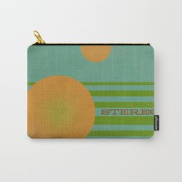 Stereolab (ANALOG zine) Carry-All Pouch