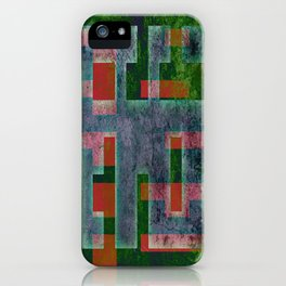 PLANS iPhone Case