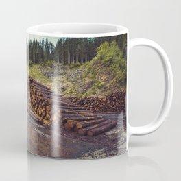 Logs Coffee Mug