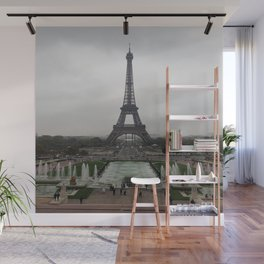 Eiffel Tower, Paris France Photography Wall Mural
