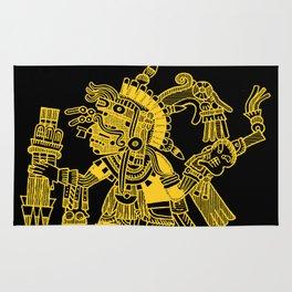 Ancient Mexican Design 2 Rug