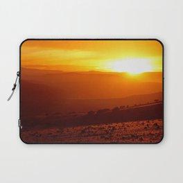 Golden African Morning Laptop Sleeve
