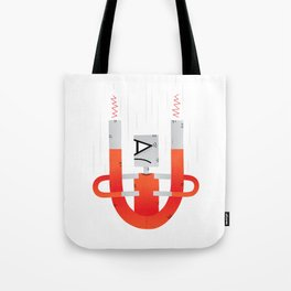 Magnets, how do they work? Tote Bag