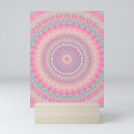 Mandala 418 Mini Art Print