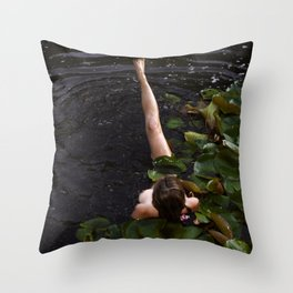 This is Not what You think It is Throw Pillow