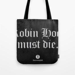 Message from Danneskjöld / Atlas Shrugged Tote Bag