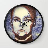 ripley Wall Clocks featuring Ellen Ripley- Alien by Evanne Deatherage