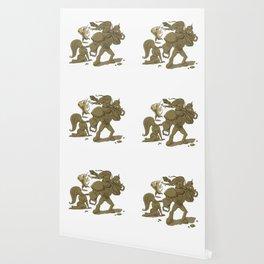 Armored slave trader Wallpaper