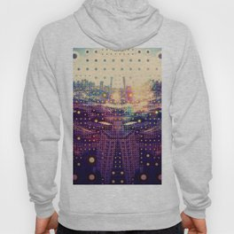 Cityscape of Future Now Hoody