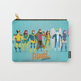 Pixel Mutants Carry-All Pouch