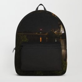 Night Time River Backpack