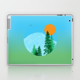 Rainier or Shine Laptop & iPad Skin