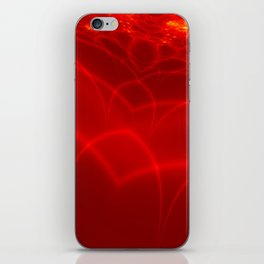 world of heart / welt der Herzen iPhone Skin