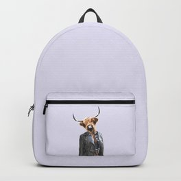 Cow Girl Backpack