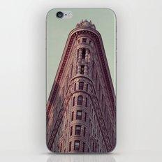 Flatiron #1 iPhone & iPod Skin