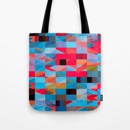 Pixel Dust Tote Bag