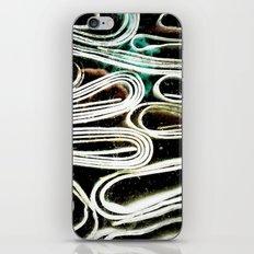 Hard paper iPhone & iPod Skin