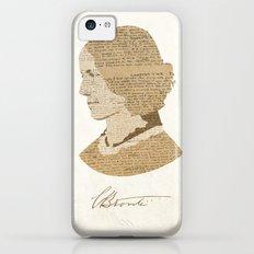 Charlotte Bronte  iPhone 5c Slim Case