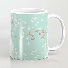 aves chatter Coffee Mug