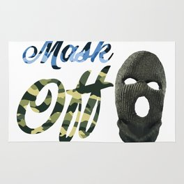 MaskOFF! Rug