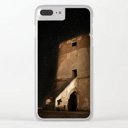 Torre di Nubia Clear iPhone Case